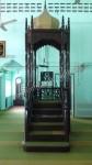 Mimbar Masjid Atap Kubah Model Timur Kode ( MM 013 )
