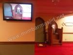 Mimbar Masjid Minimalis Toronto Kode ( MM 002 )