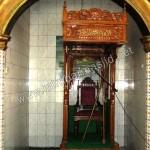 Mimbar Masjid Ukir Asli