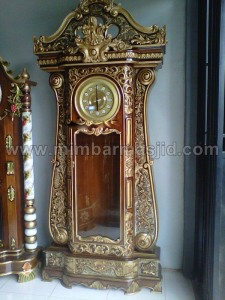 Jam Hias Brawijawa Furniture