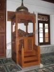 Mimbar Masjid Jepara Kode ( MM 040 )