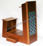 Model Podium Mimbar Minimalis Antik Kode ( MM 111 )