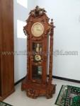 Jam Hias Jati Untuk Masjid Kode ( MM 170 )