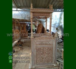 Best Seller Mimbar Masjid Kubah Promo Furniture Terlaris MM 288