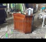 Daftar Harga Mimbar Masjid Mebel Minimalis Ready Order 085290206219 MM PM 1263