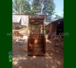 Furniture Modern Mimbar Atap Kubah Special Produk Terupdate MM 299