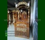 Furniture Stock Mimbar Atap Kubah Special Produk Terupdate MM 227