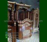 Furniture Ukir Mimbar Masjid Kubah Promo Furniture Terlaris MM 216