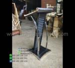 Harga Mimbar Jati Minimalis Furniture Jati Promo Terbaru Kami MM PM 1291