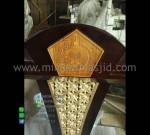 Harga Mimbar Jati Paling Laku Produk Terlaris MM PM 1285