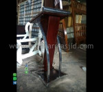 Harga Mimbar Masjid Minimalis Furniture Minimalis Produk Pilihan dari Kami MM PM 1303