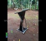 Harga Mimbar Masjid Minimalis Furniture Modern Promo Stock Mimbar MM PM 1312