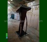 Harga Mimbar Podium Minimalis Furniture Minimalis Ready Stock Siap Kirim MM PM 1187