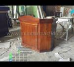 Harga Mimbar Podium Minimalis Produk Pilihan Produk Unggulan Mewah MM PM 1268