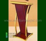 Jual Podium Minimalis Furniture Jati Ready Stock Siap Kirim MM PM 1091
