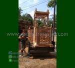Mebel Terbaru Mimbar Atap Kubah Desain Furniture Modern MM 287