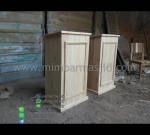 Mimbar Jati Akrilik Mebel Modern Ready Stock Siap Kirim MM PM 1211