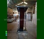 Mimbar Jati Minimalis Furniture Jepara Produk Terlaris MM PM 1189
