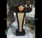 Mimbar Jati Minimalis Mebel Minimalis dengan Special Produk MM PM 1288