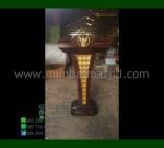 Mimbar Jati Minimalis Produk Pilihan Promo Stock Mimbar MM PM 1360