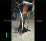 Mimbar Jati Minimalis Special Produk Furniture Best Seller MM PM 1369