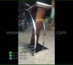Mimbar Jati Minimalis Special Produk Furniture Best Seller MM PM 1369