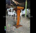 Mimbar Jati Minimalis Special Produk Produk Pilihan dari Kami MM PM 1207