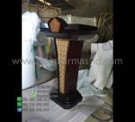 Mimbar Jati stainless Mebel Modern Promo Stock Mimbar MM PM 1286