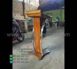 Mimbar Jati stainless Promo Kami Promo Furniture Jati MM PM 1205