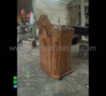 Mimbar Kayu Jati Furniture Jepara Desain Furniture Modern MM PM 1331