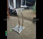 Mimbar Masjid Minimalis Furniture Terlaris Produk Unggulan Mewah MM PM 1196