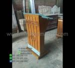 Mimbar Masjid Minimalis Mebel Jepara Desain Furniture Modern MM PM 1307