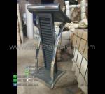 Mimbar Masjid Minimalis Sederhana Produk Terlaris Asli Furniture Jepara MM PM 1299