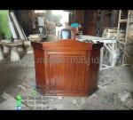 Mimbar Masjid Murah Furniture Jepara dengan Special Produk MM PM 1264