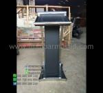 Mimbar Minimalis Stainless Furniture Jepara Product Paling Laris MM PM 1289