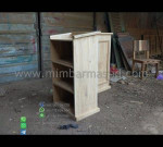 Mimbar Minimalis Stainless Mebel Terbaru Model Produk Terbaru MM PM 1208
