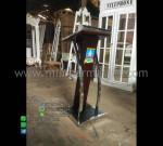 Mimbar Pidato Minimalis Special Produk dari Mebel Minimalis MM PM 1202