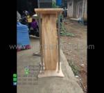 Mimbar Pidato Presiden Mebel Terbaru Promo Furniture Terlaris MM PM 1258