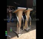 Mimbar Podium Masjid Promo Stock Asli Furniture Jepara MM PM 1275