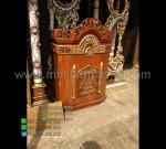 Minimalis Mimbar Masjid Produk Terbaru Promo Stock Mimbar MM PM 1336