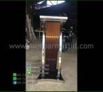 Podium Jati Minimalis Paling Laris Desain Paling Laku MM PM 1370
