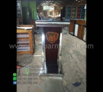 Podium Mimbar Masjid Special Produk Stock Mebel Terbaru MM PM 1344