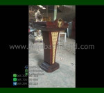 Podium Mimbar Minimalis Furniture Modern dengan Special Produk MM PM 1362