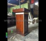Podium Mimbar Minimalis Ready Stock Desain Paling Laku MM PM 1272