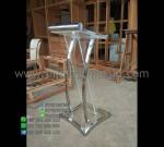 Podium Minimalis Stainless Furniture Modern Promo Terbaru Kami MM PM 1195