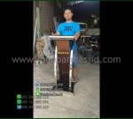 Podium Minimalis Stainless Produk Terlaris Produk Unggulan Mewah MM PM 1366