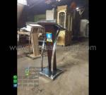 Podium Pidato Minimalis Ready Order Toko Online Furniture Minimalis MM PM 1201