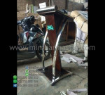 Podium Pidato Minimalis Special Produk Promo Furniture Terlaris MM PM 1282