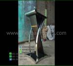 Podium Stainless Minimalis Special Promo Toko Online Furniture Minimalis MM PM 1371