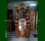 Special Produk Mimbar Masjid Kubah Jati Promo Furniture Jati MM 211